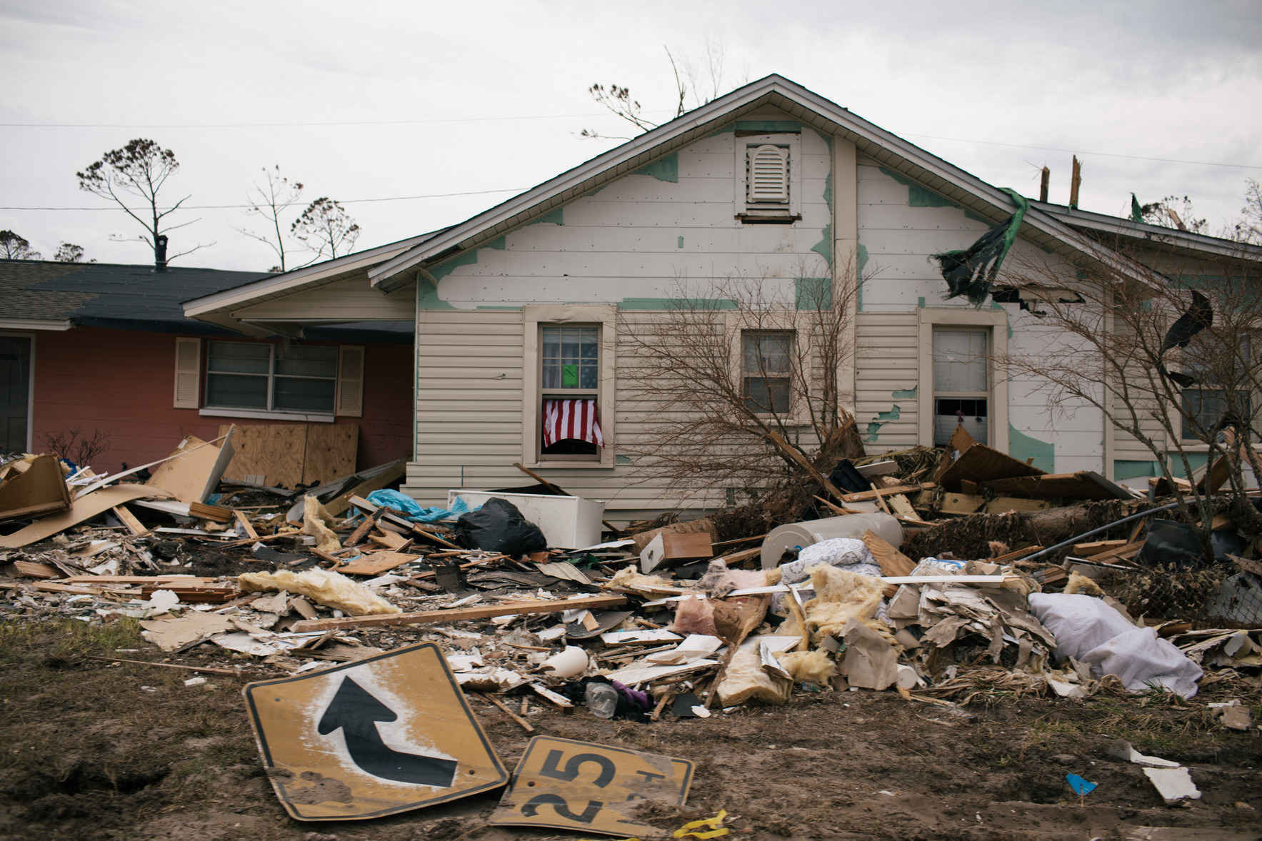 Help provide relief to families and individuals devastated by Hurricane Michael. image