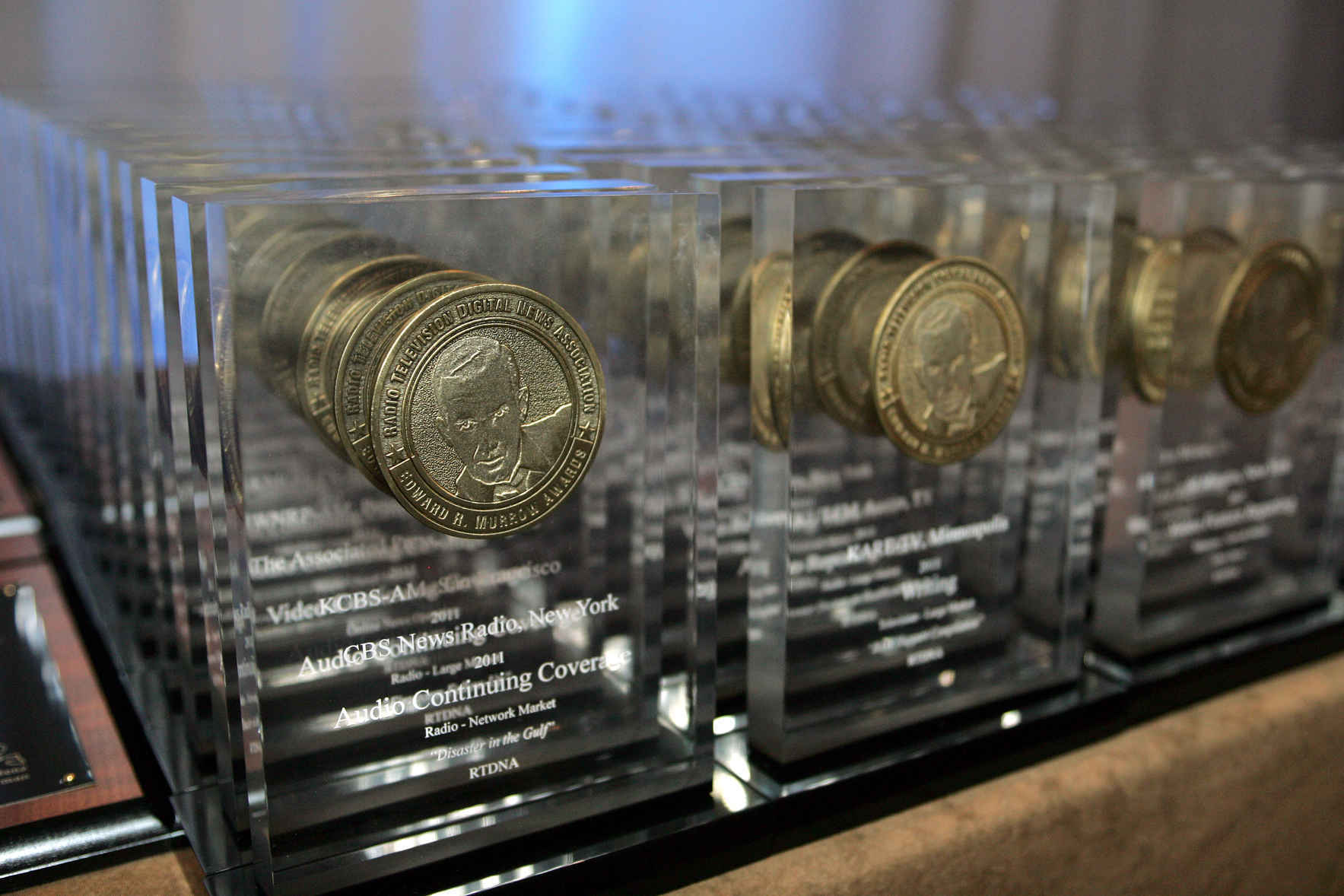 Honoring Excellence: The Edward R. Murrow Awards image