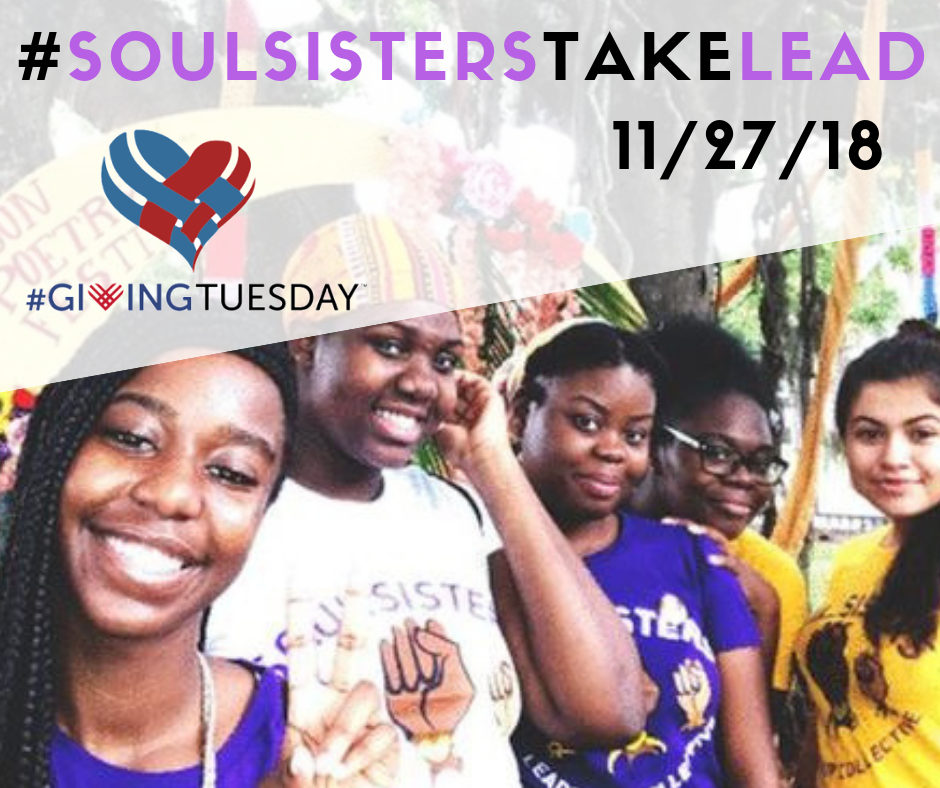 Give today to support girls radically changing our communities! image