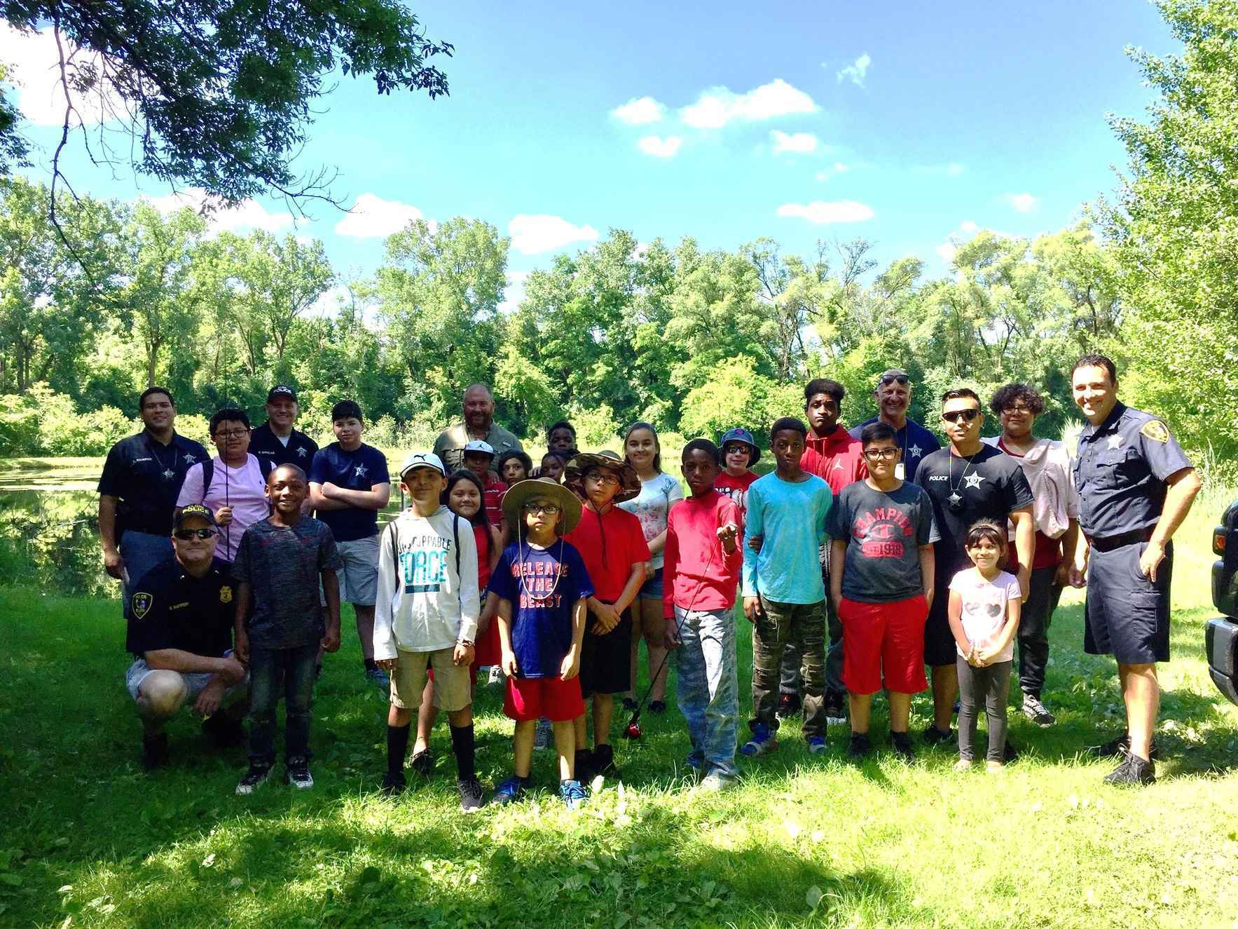 Providing recreation programs and historic parks to all Elgin residents  image