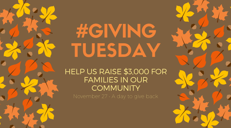Help your community this #GivingTuesday image