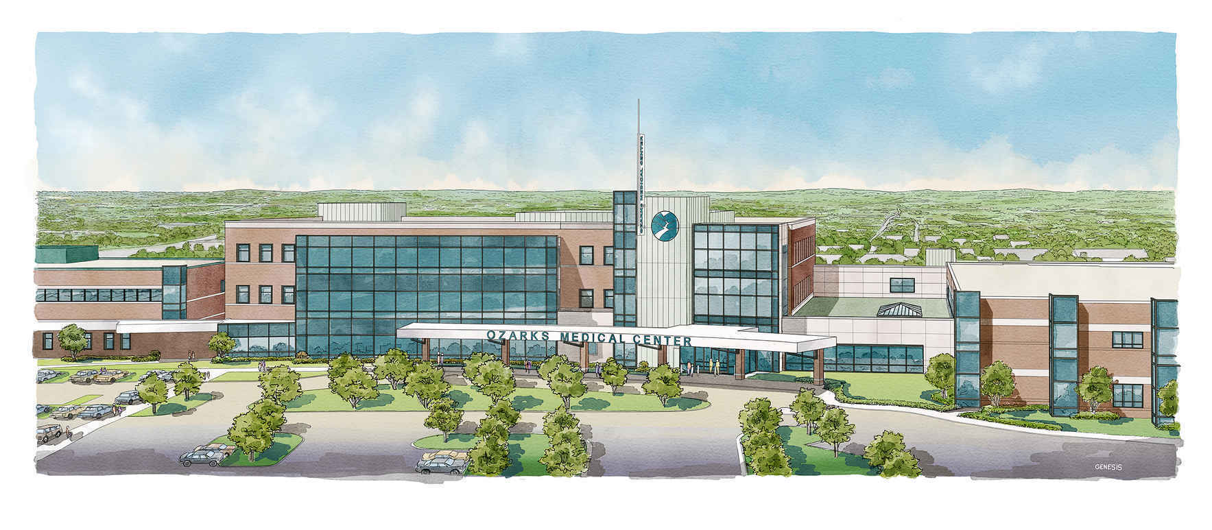 Help make the Ozarks Medical Center Expansion and Women's Center a reality! image