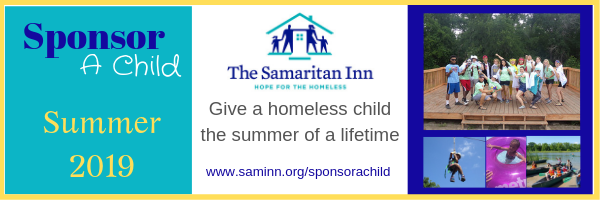 The children at The Samaritan Inn need you! image