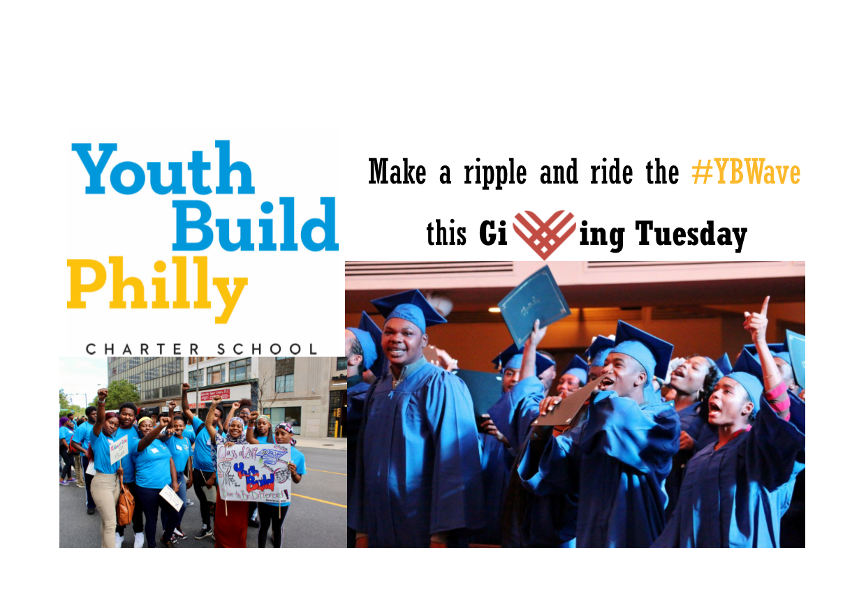 Join the #YBWave this #GivingTuesday image