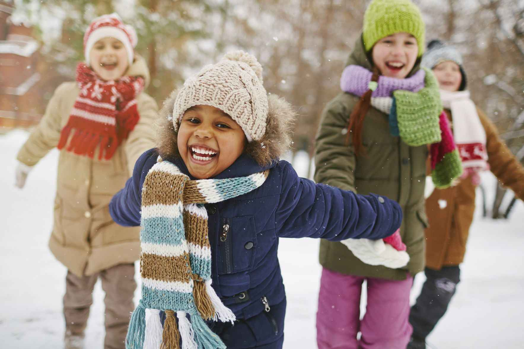 Help us bring joy to families in need this winter season! image