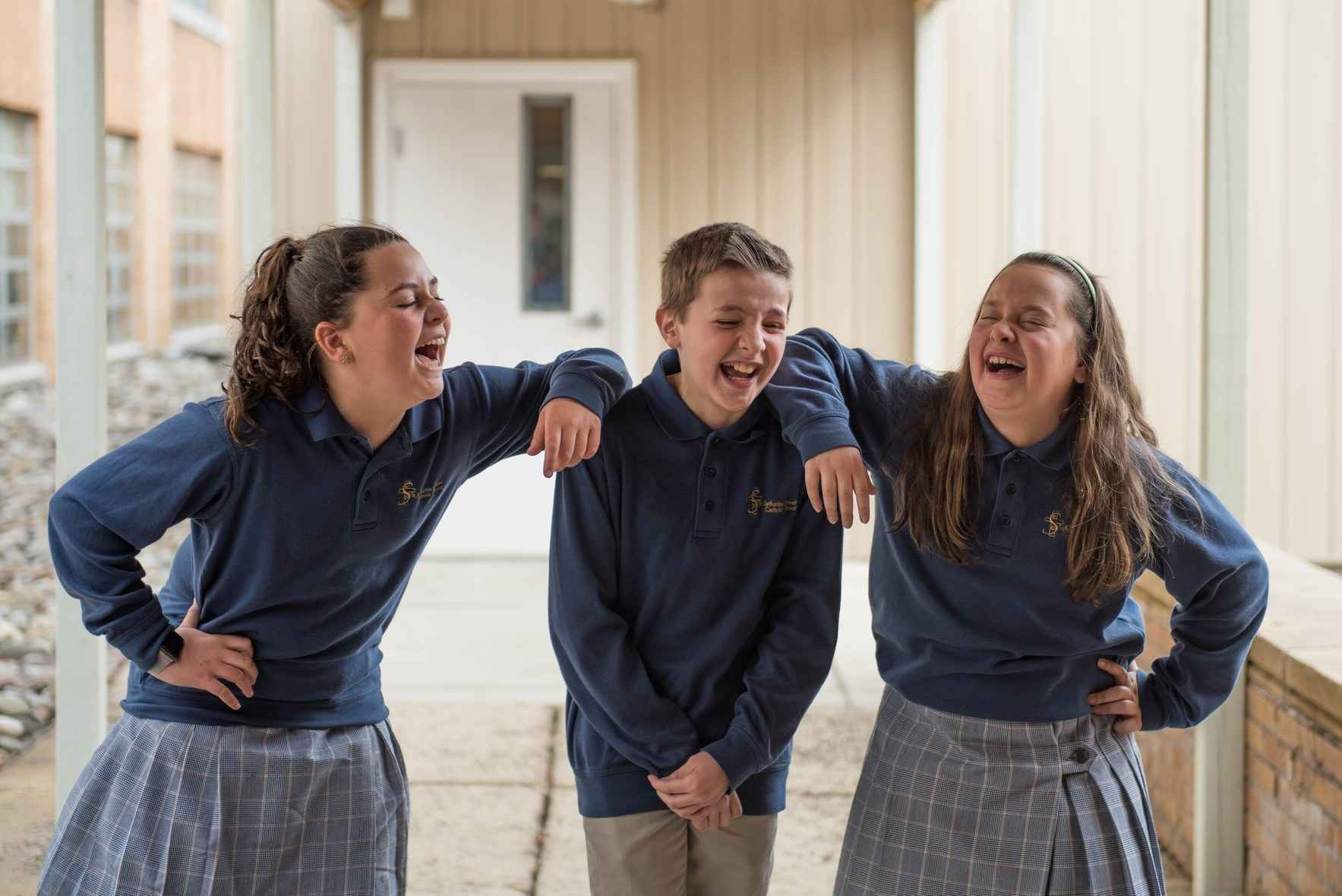 Donate now to give the gift of Catholic Education image