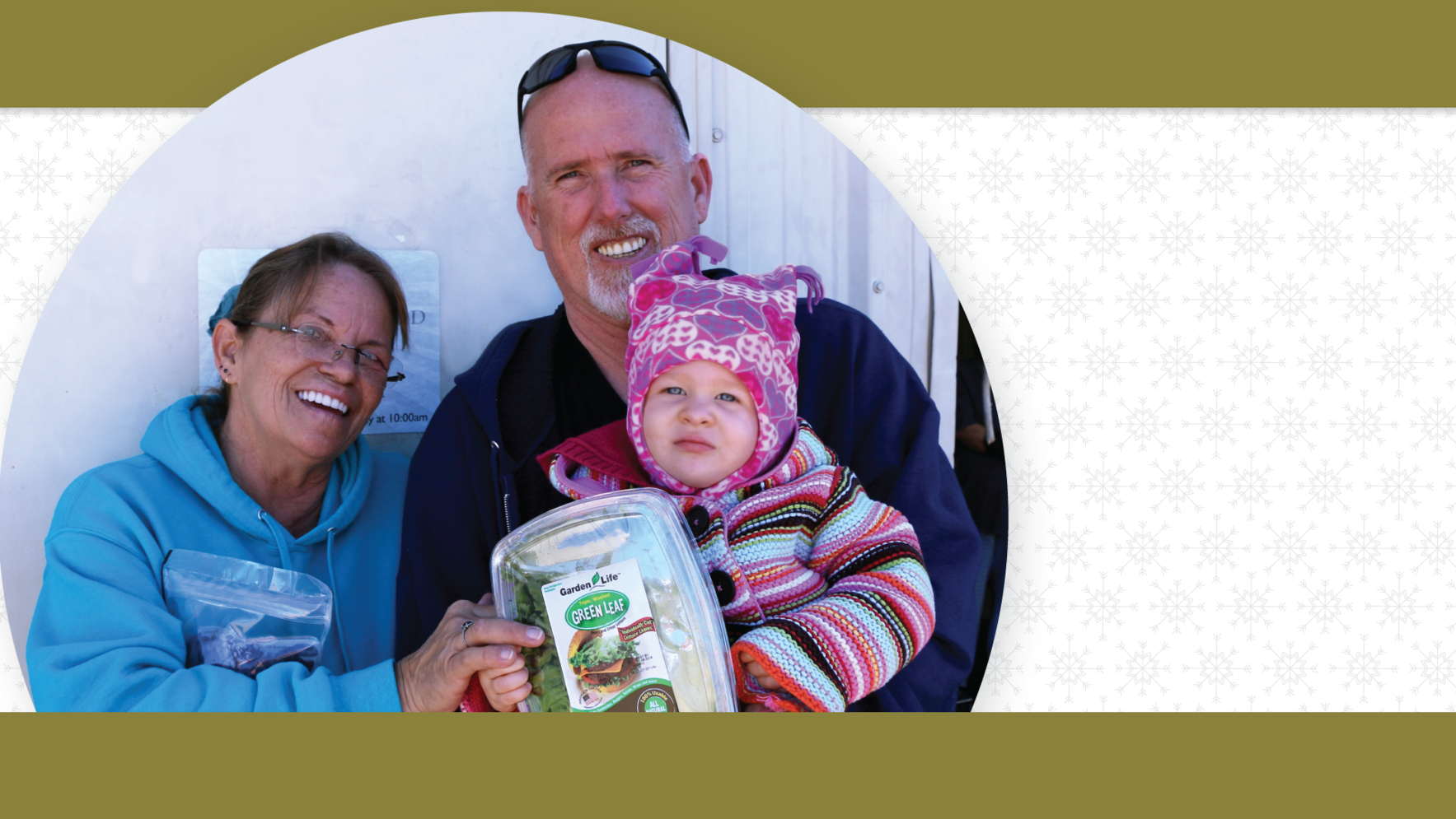 Give today to ensure everyone in our community has a Happy Thanksgiving. image
