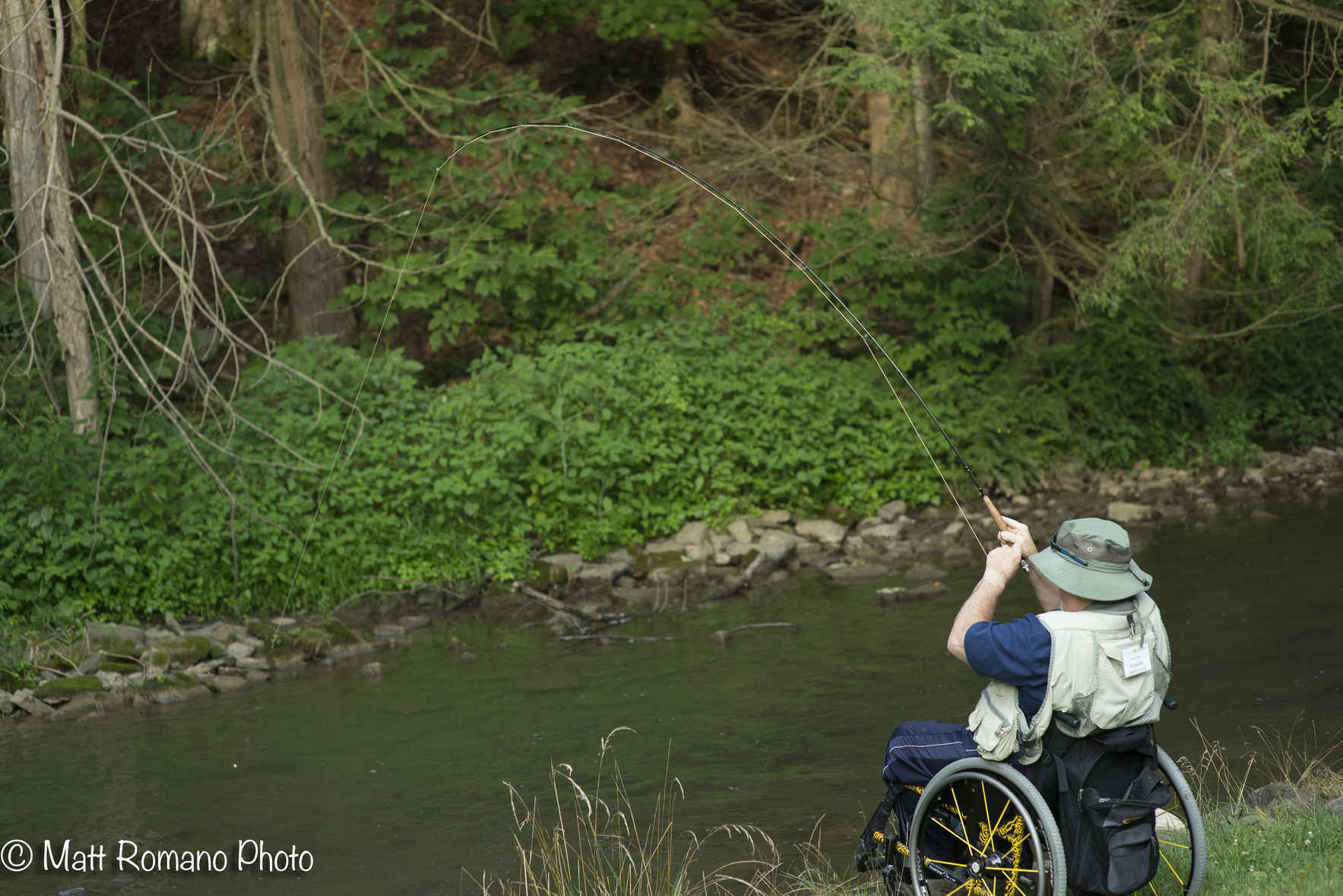 Help provide disabled veterans with the support they need on their journeys to recovery image