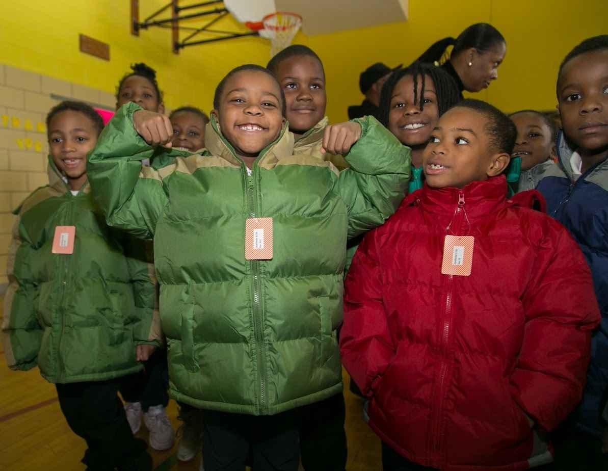 Contribute to the Winter Coats for Kids Drive image