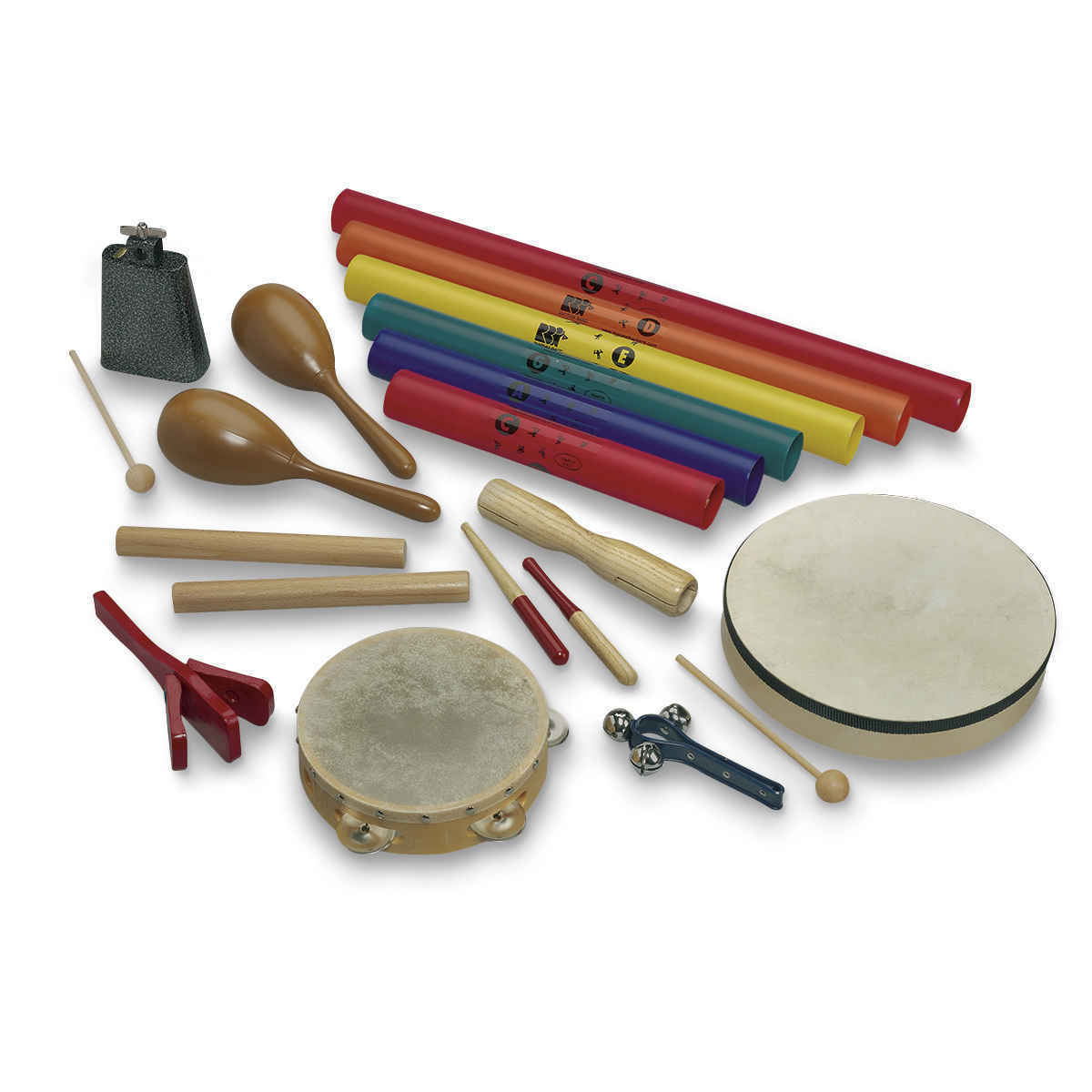 Percussion Set with Boomwhacker image