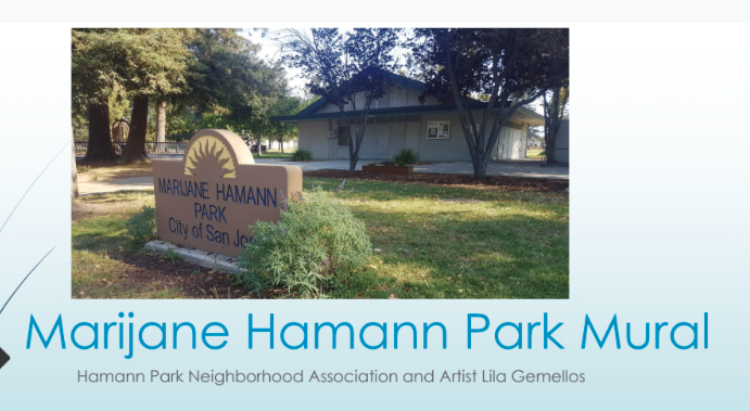 Help Fund The New Mural at Hamman Park image