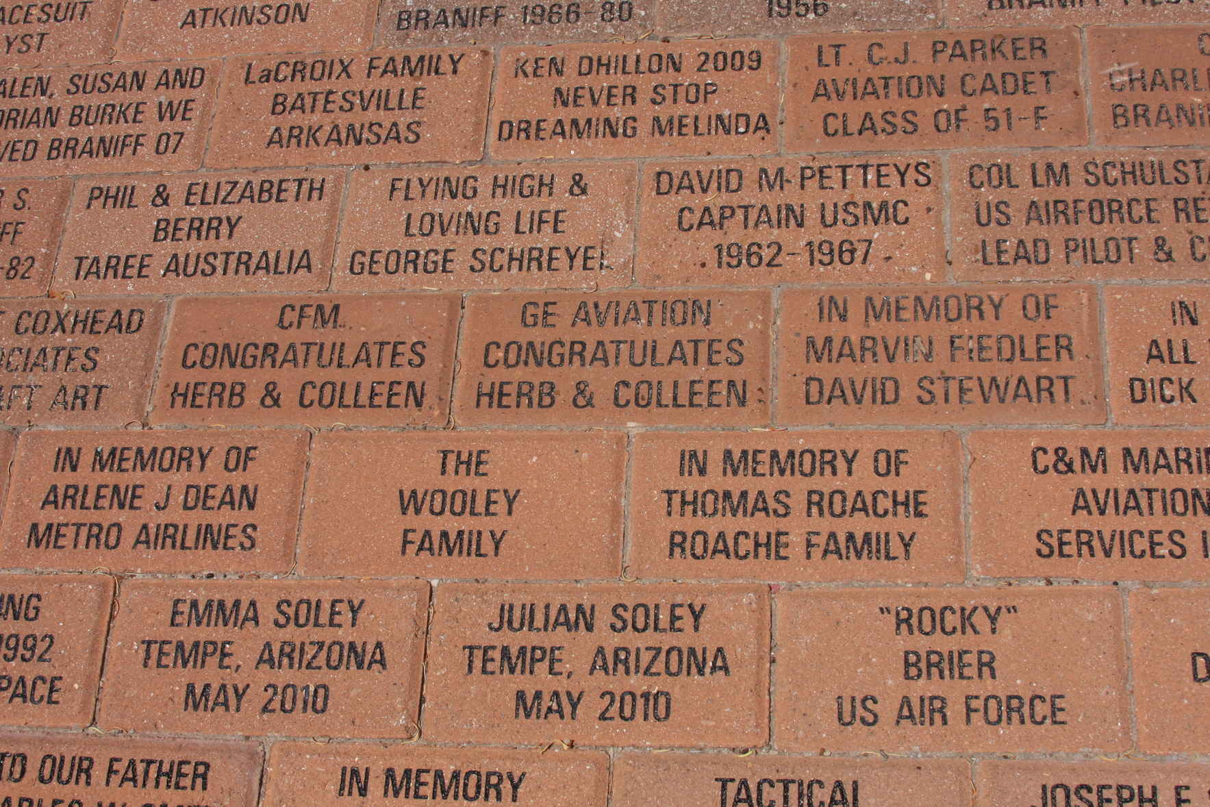 Create a Family Legacy...Purchase a Gathering Place Engraved Paver image