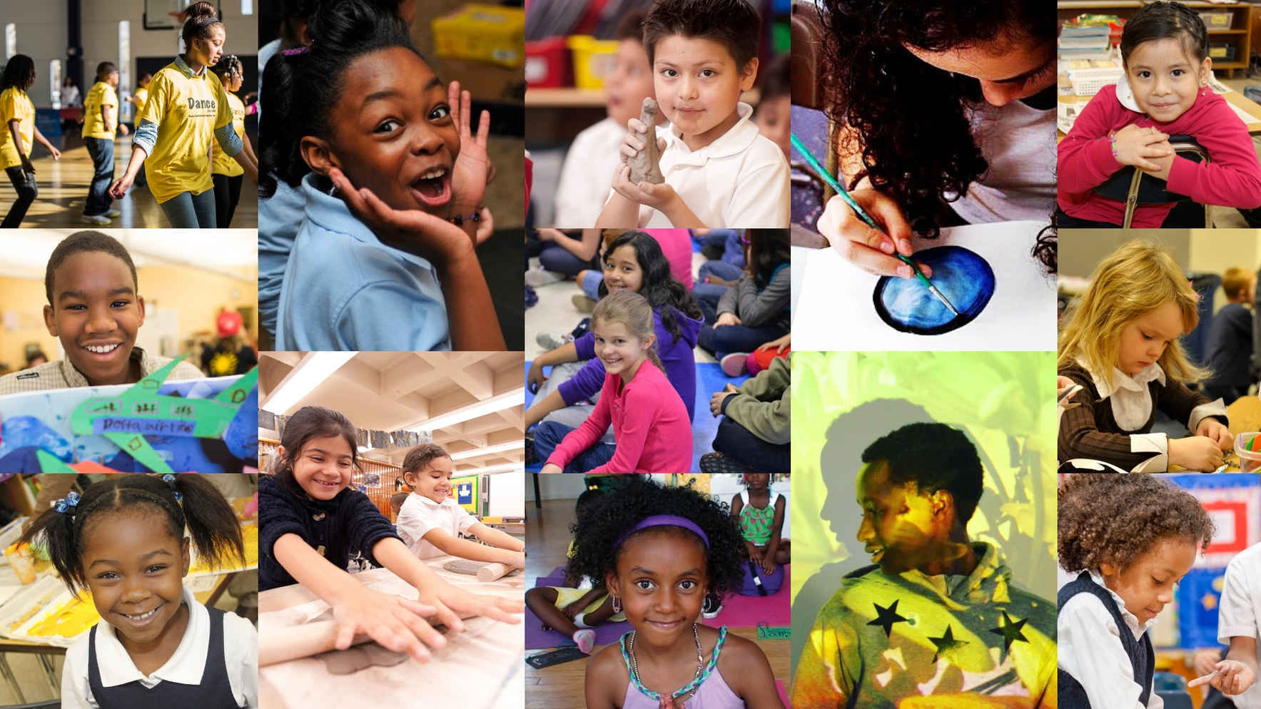 Support Young Audiences with a Year-End Contribution! image