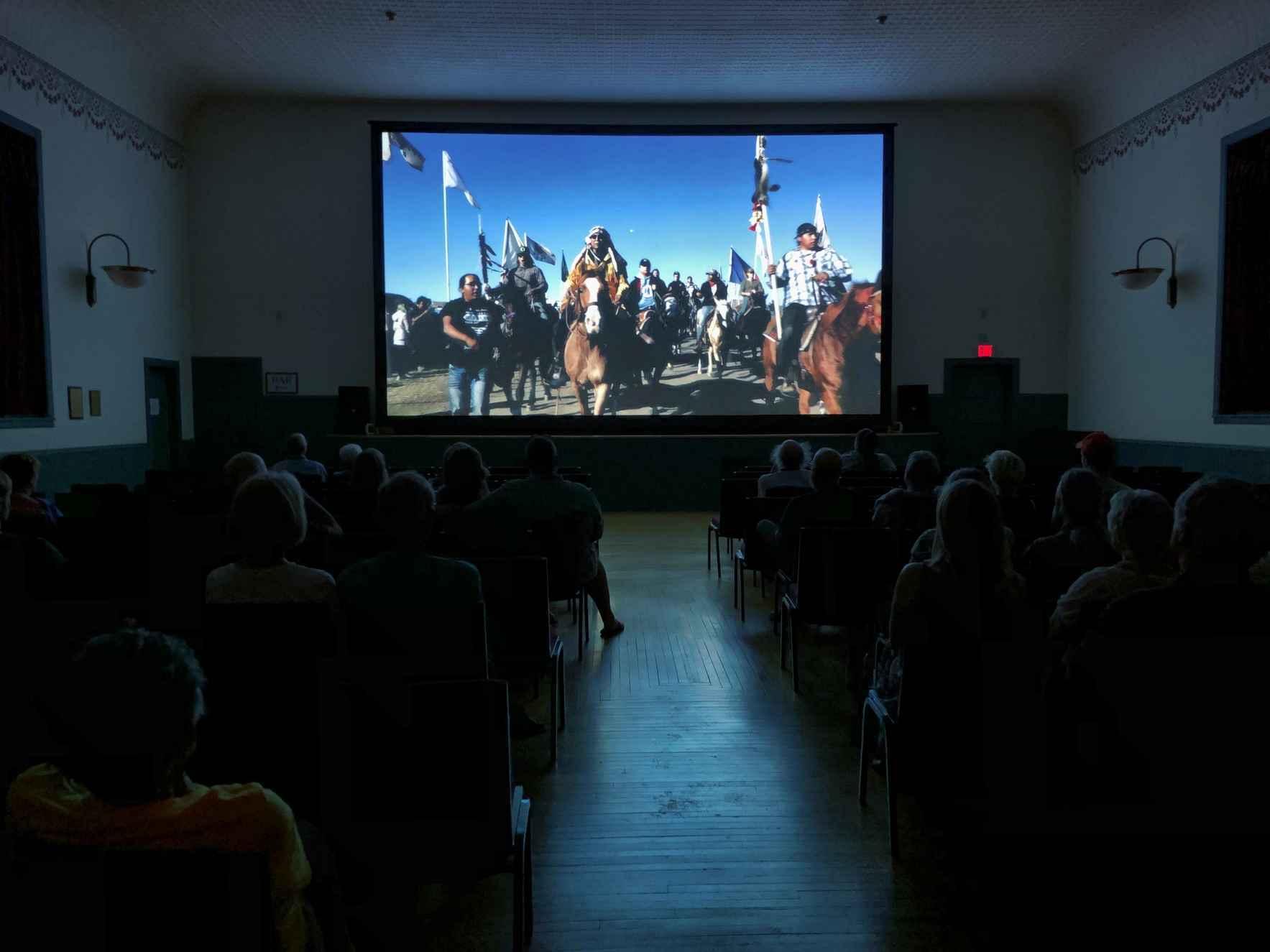 FREELAND FILM FESTIVAL SEPTEMBER 13-15 2019 IN GREEN LAKE, WI image