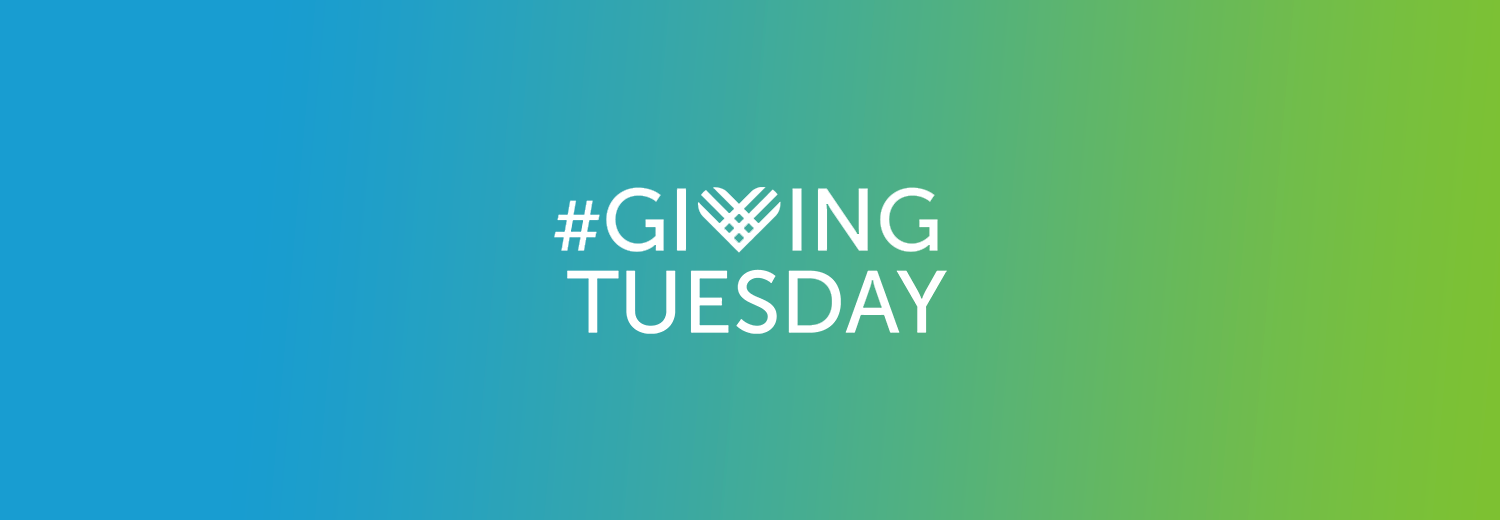 #GivingTuesday 2018 - all donations are tripled through anonymous donors! image