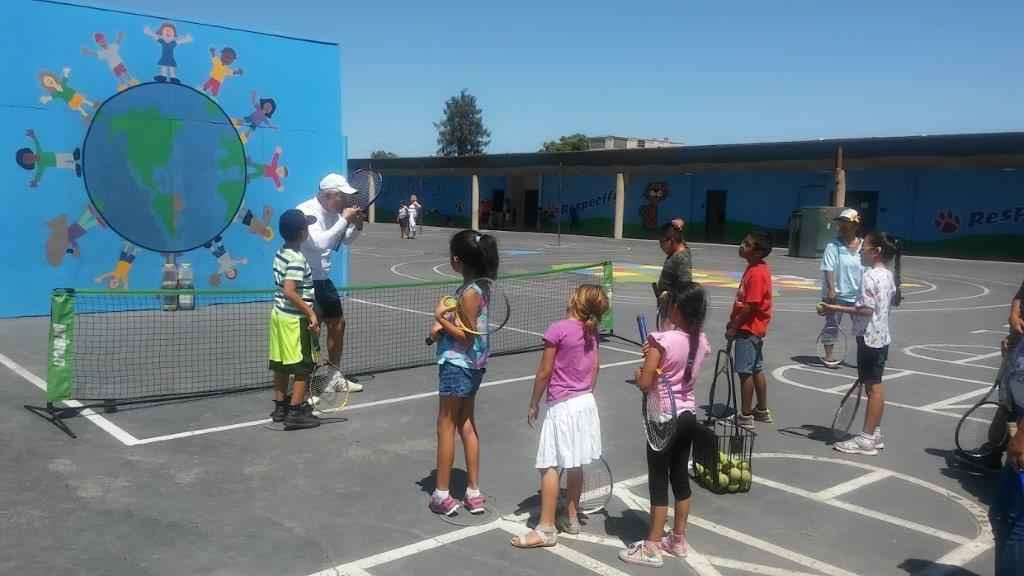 The DhhEAF Tennis Program is awesome!!! image