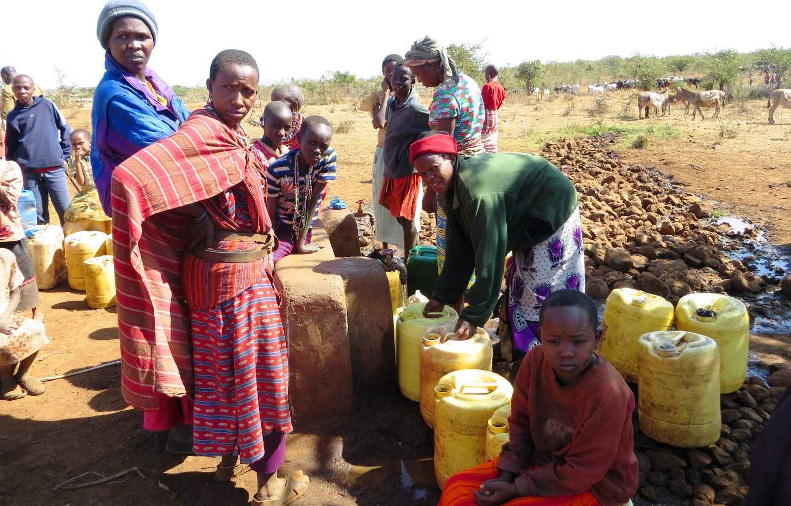 Namelok needs clean water now! image