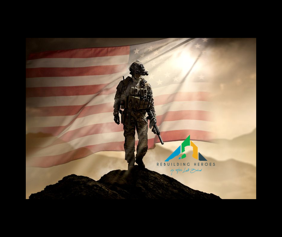 TO HOUSE AND HIRE VETERANS! image