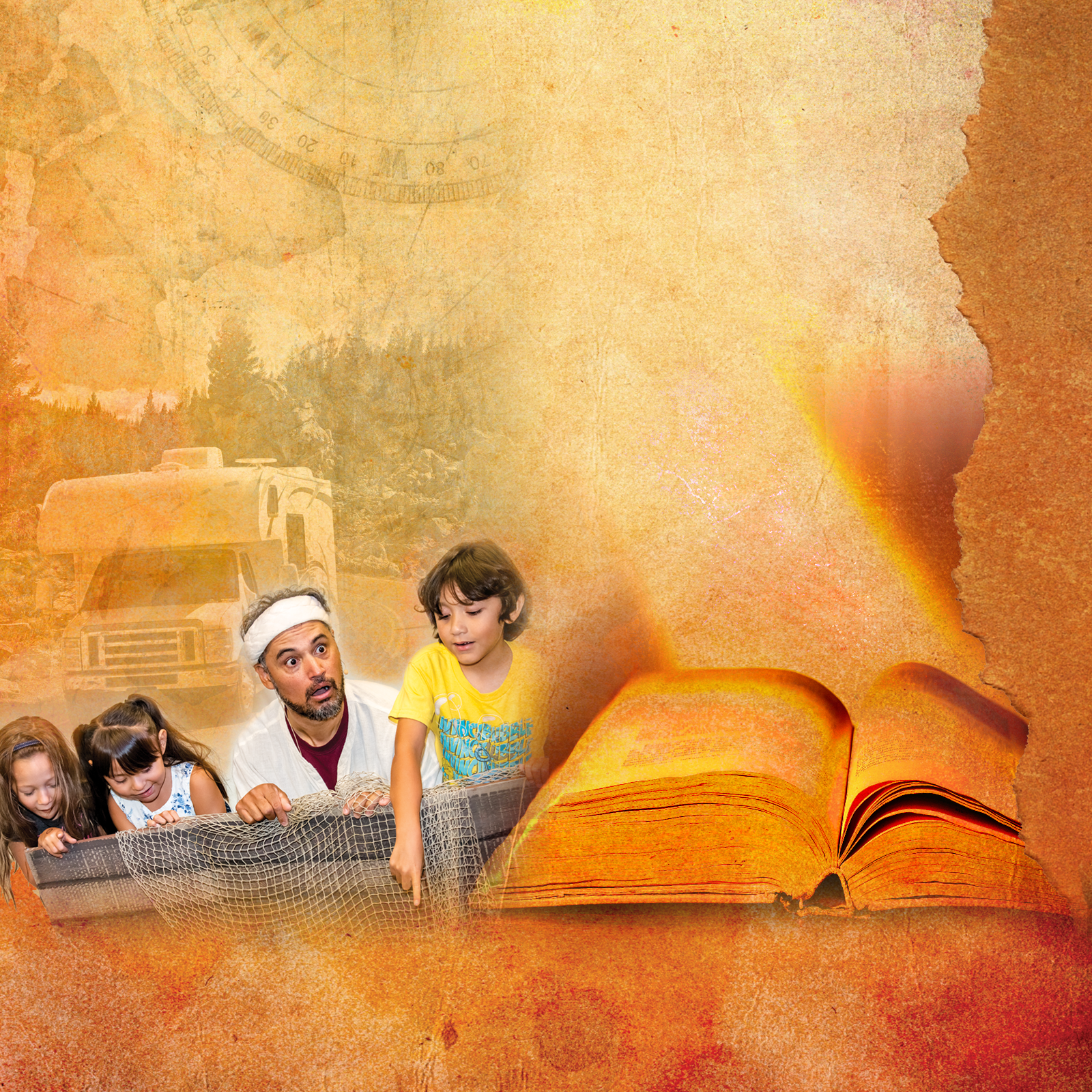 Donate Today to Spread the Gospel Across America & Globe! image