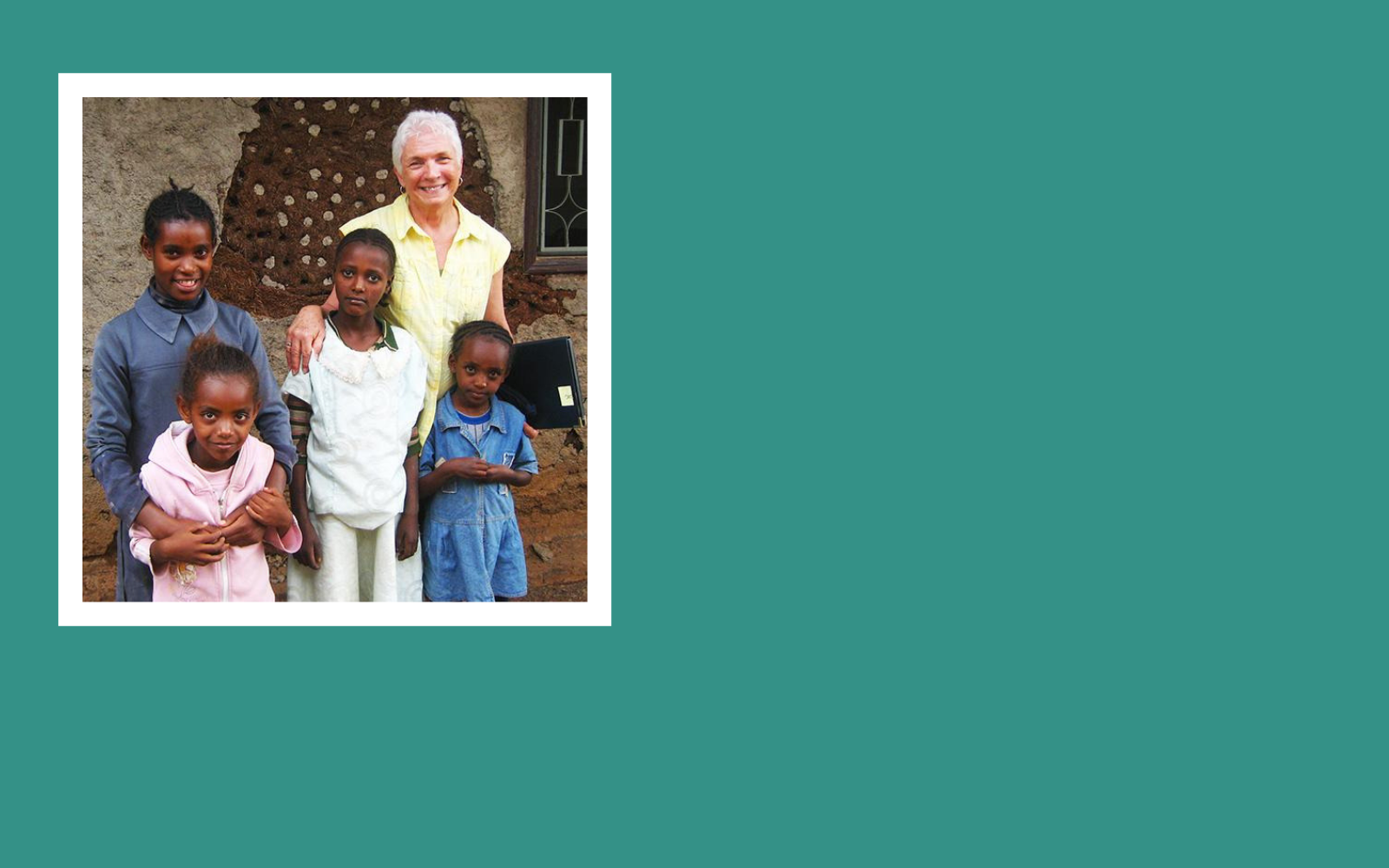Support Naomi Plate's efforts to bring help and hope. image