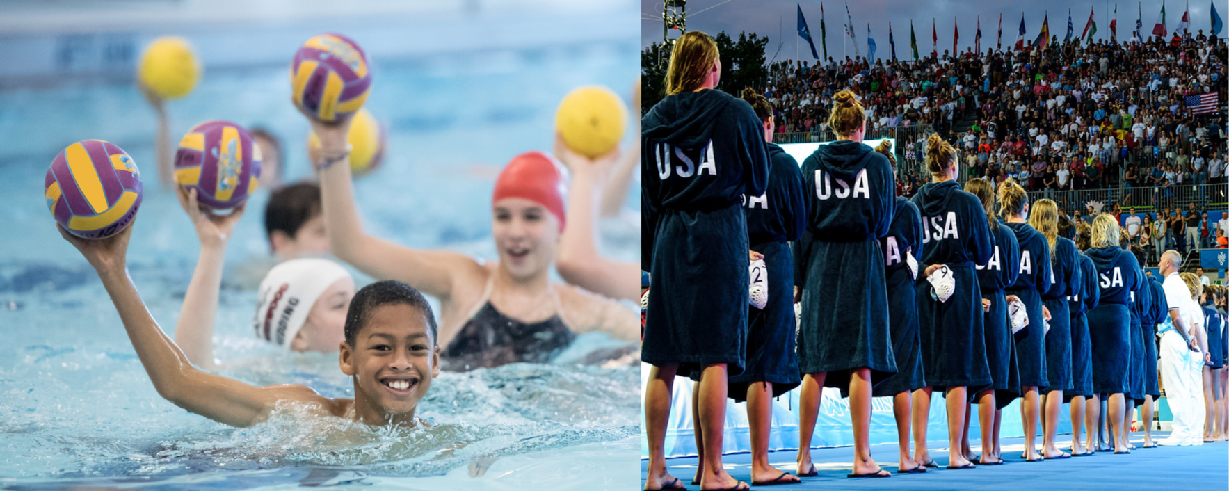 One Commitment to Excellence, From Grassroots to Gold Medals image