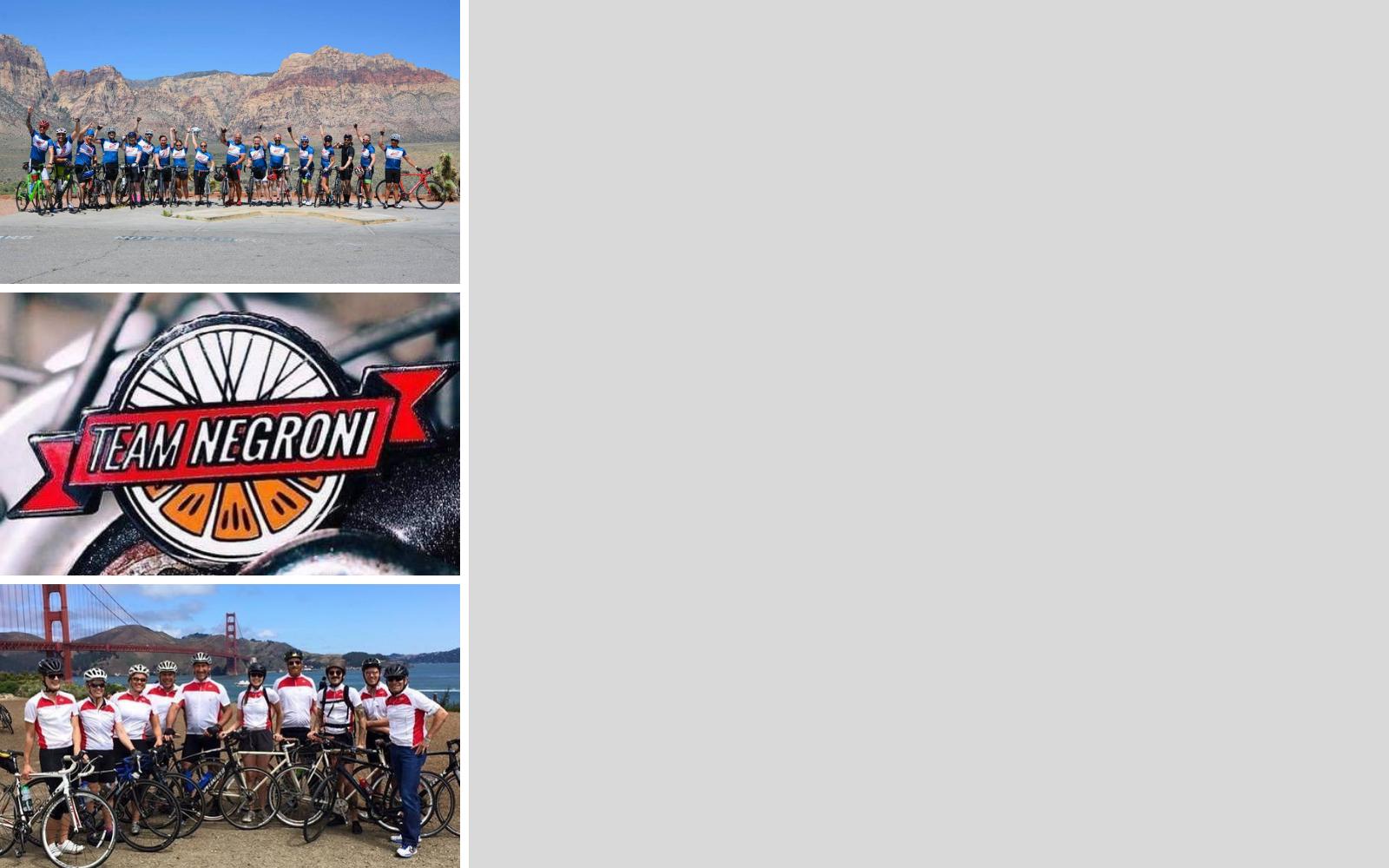 Team Negroni 2019 Registration image