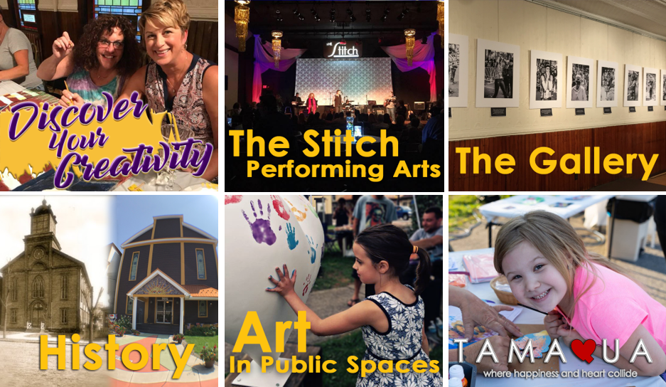 Support the Arts Locally image