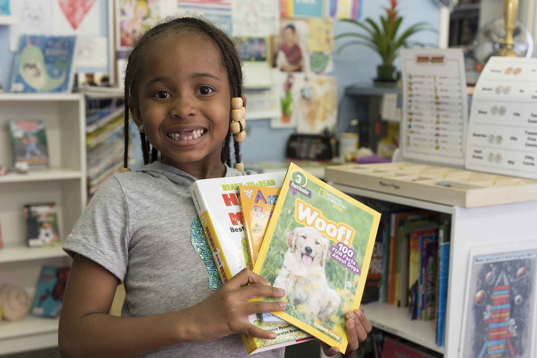 Support New Haven Reads and transform a child's life image