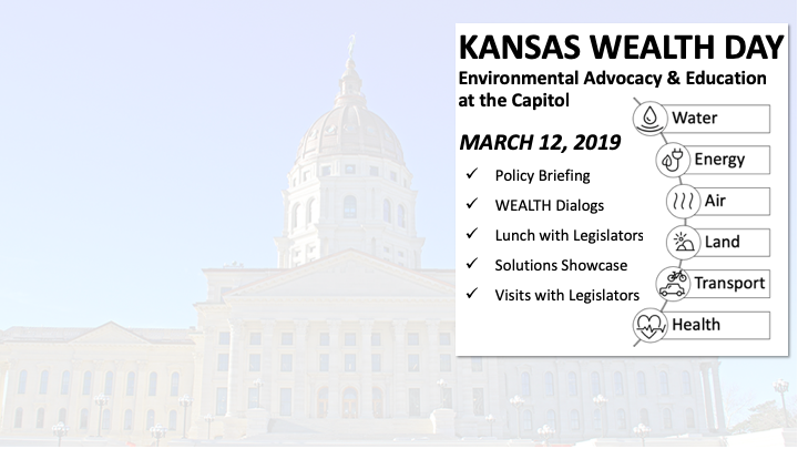 WEALTH Day at the Capitol    Tuesday, March 12 - 8:30-3:30 image