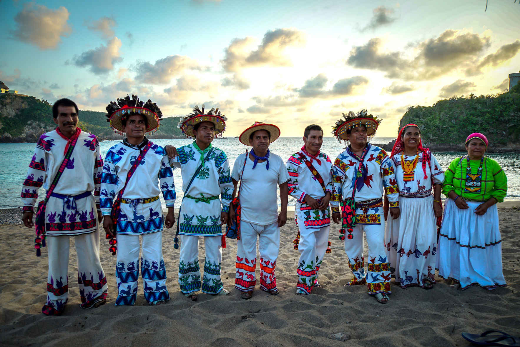 Support Mexican Indigenous Tribes and Artisans image