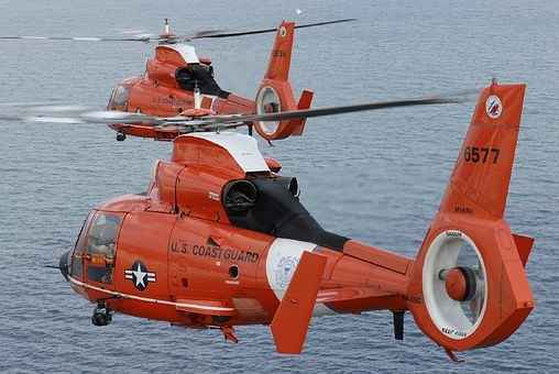 Help us give $500 in grocery money to active duty Coast Guard families this weekend image