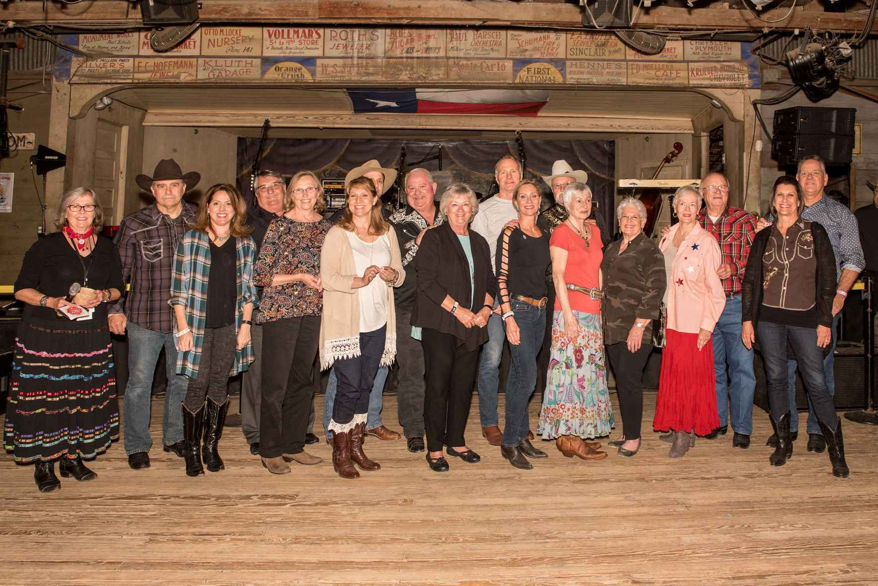 Become a member of Texas Dance Hall Preservation today! image