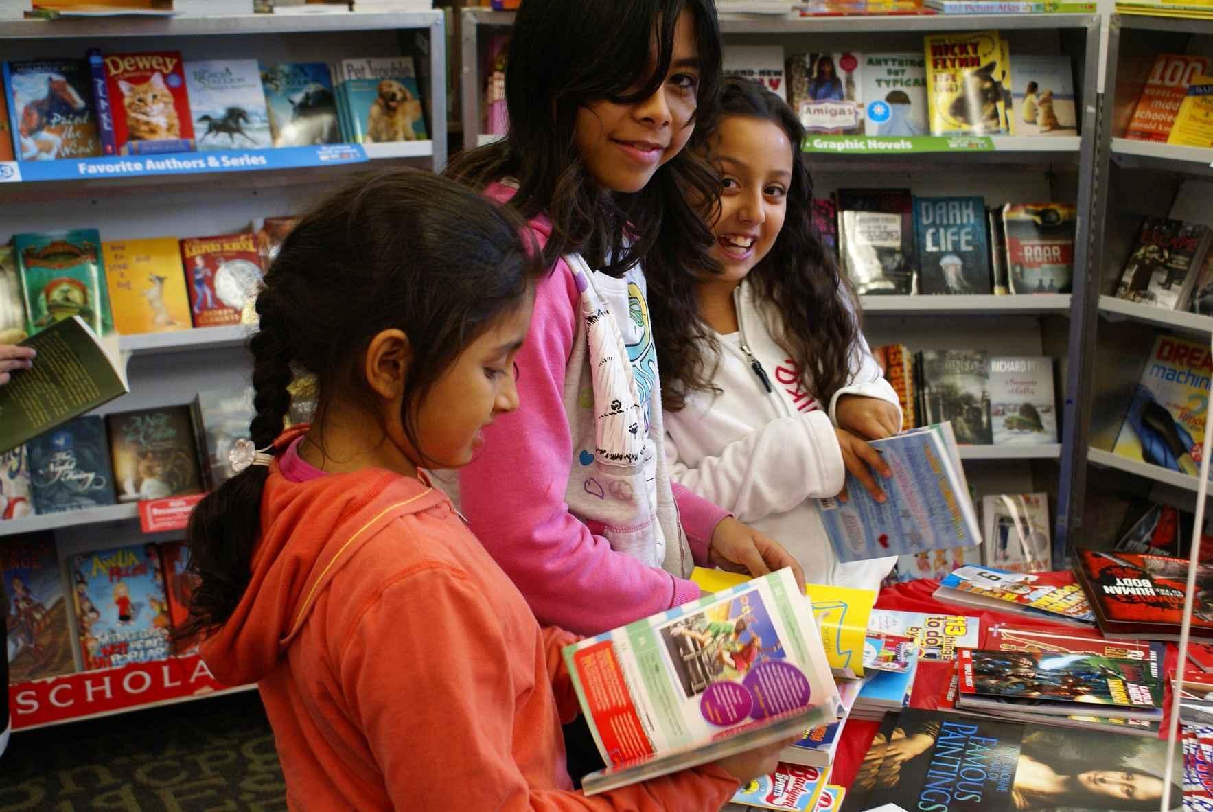 Providing Summer Reading Books for Children in Kindergarten to 8th Grade image