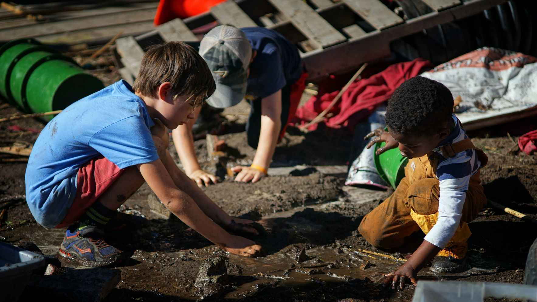 Restoring Play to Childhood image