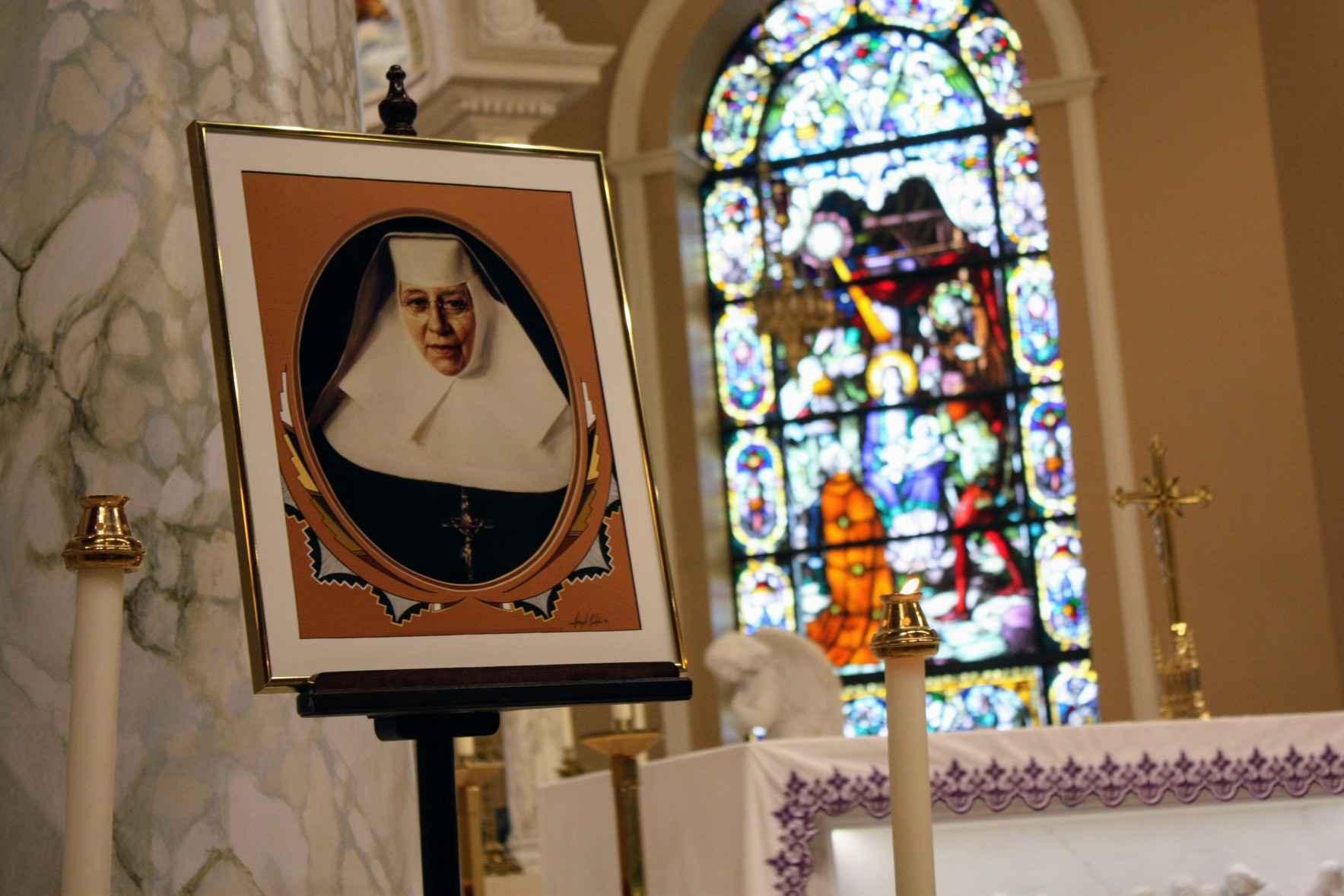 Live Like St. Katharine Drexel image