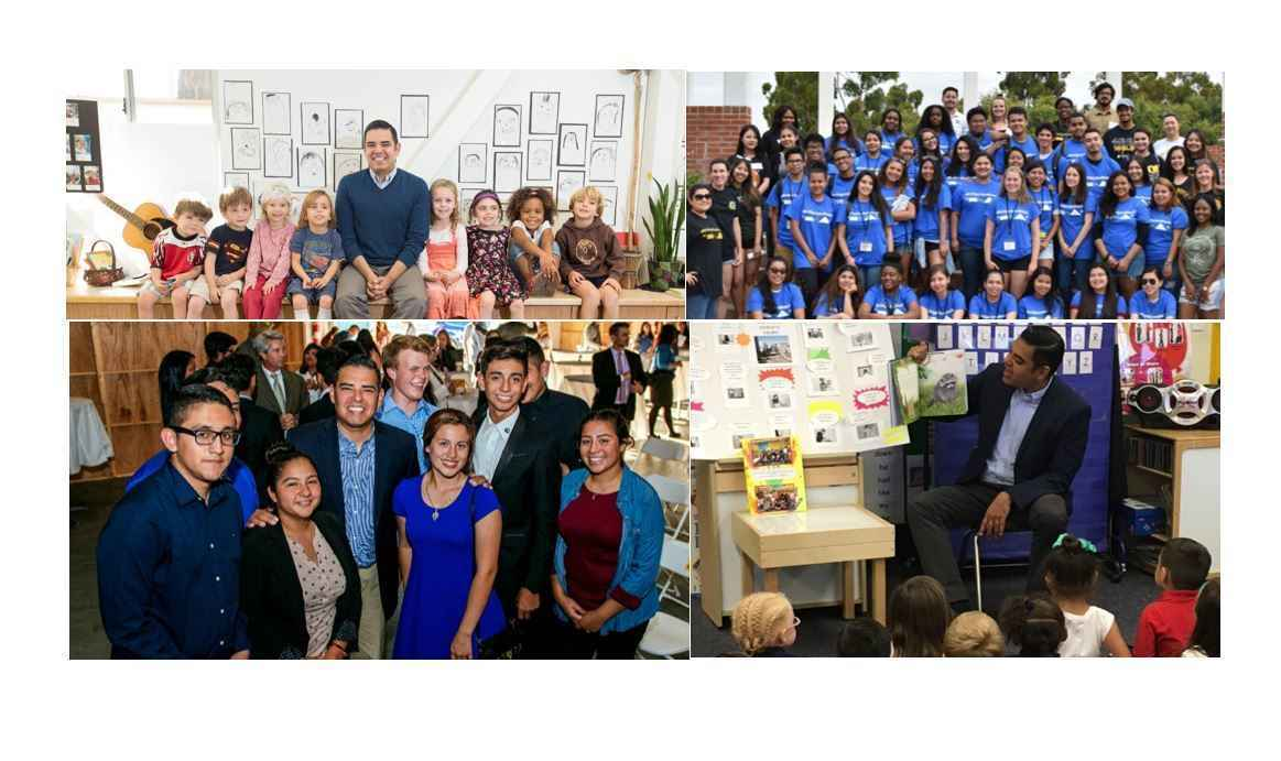 Support Long Beach students - From cradle to career! image