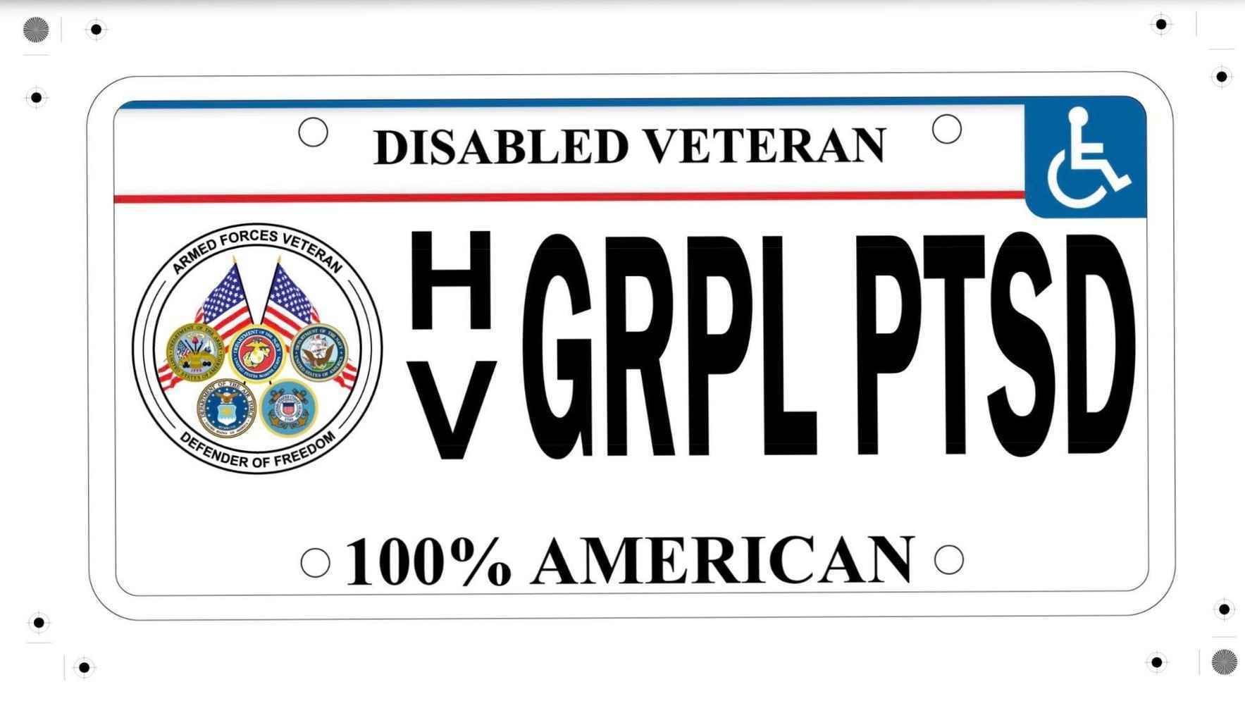 Donate now & help our Veterans get the help they deserve image