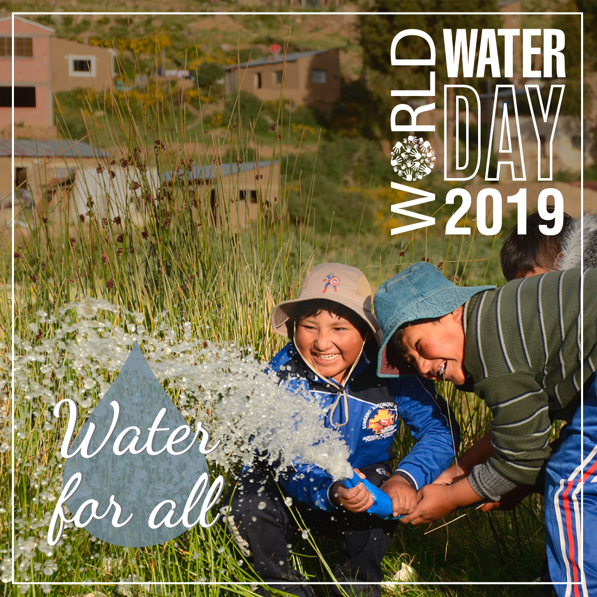 Celebrate World Water Day on March 22nd! image