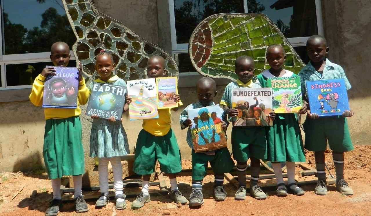 Partner with us in building the first Kijana Global Innovation School. image