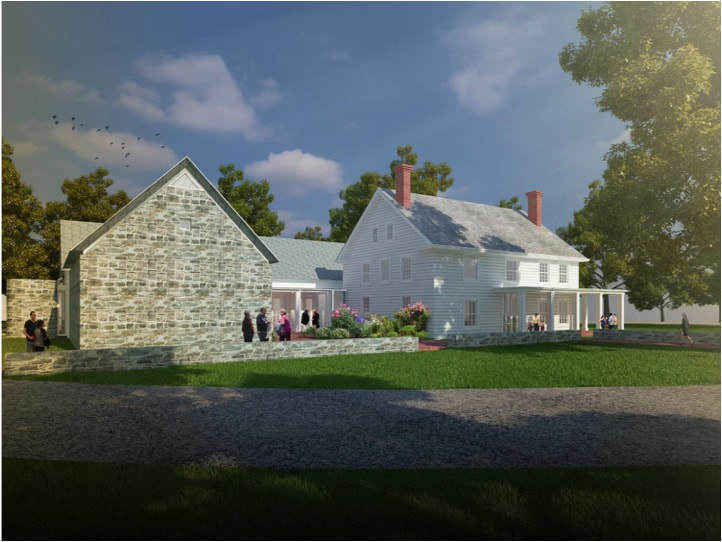 Help preserve Havens House and build our new History Center image