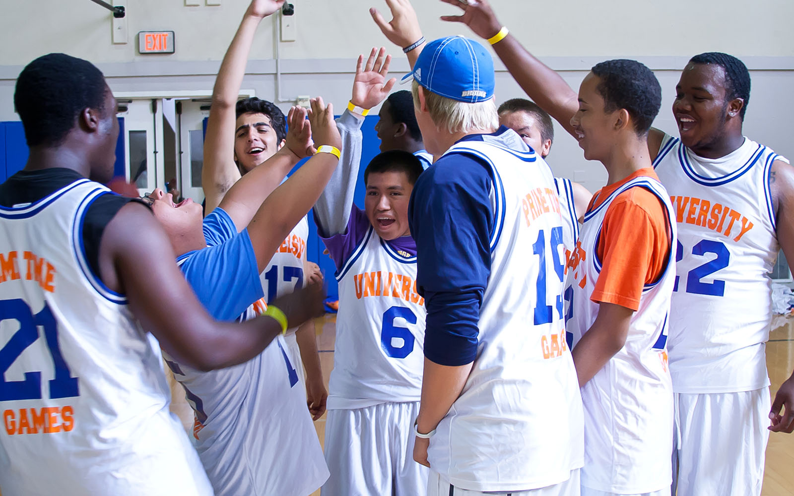 We can change the game for thousands of underserved youth. image