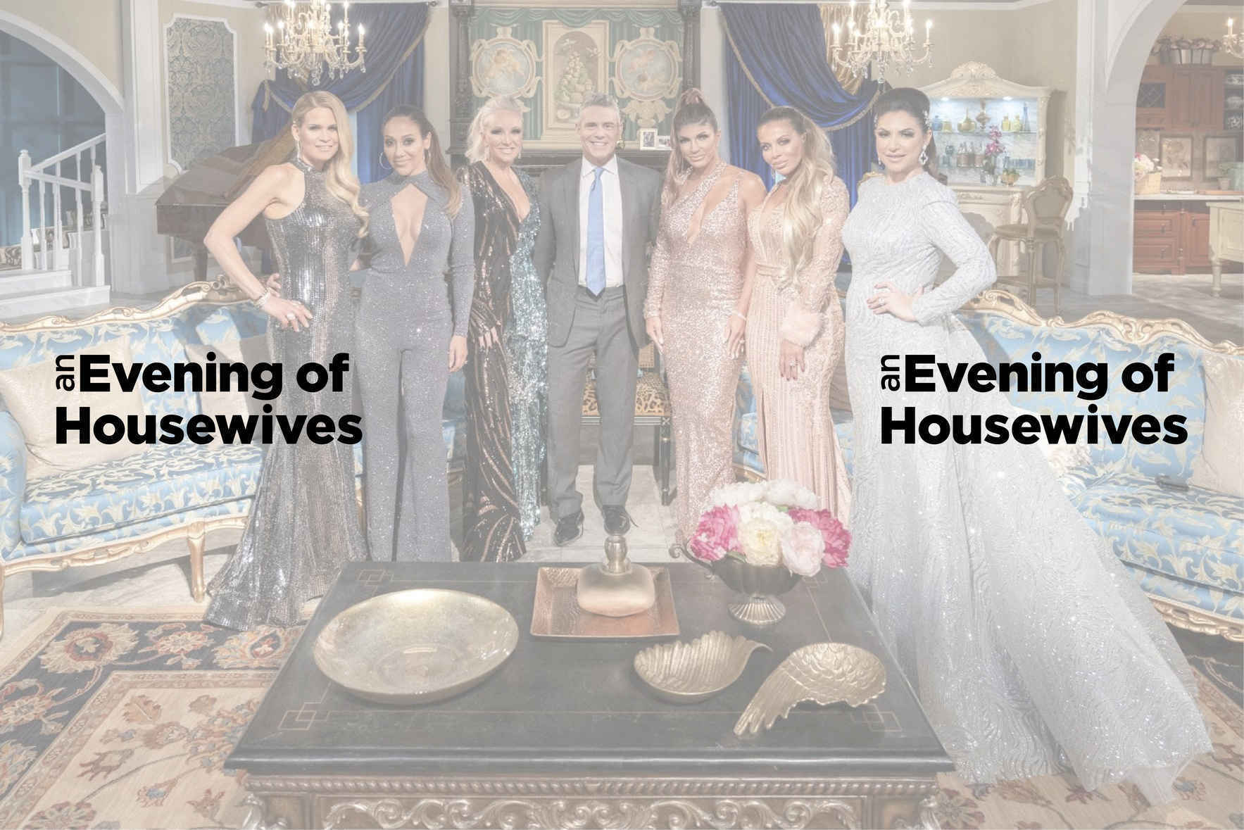 Join us on May 9th for an Evening of Housewives in Highland Park, IL image