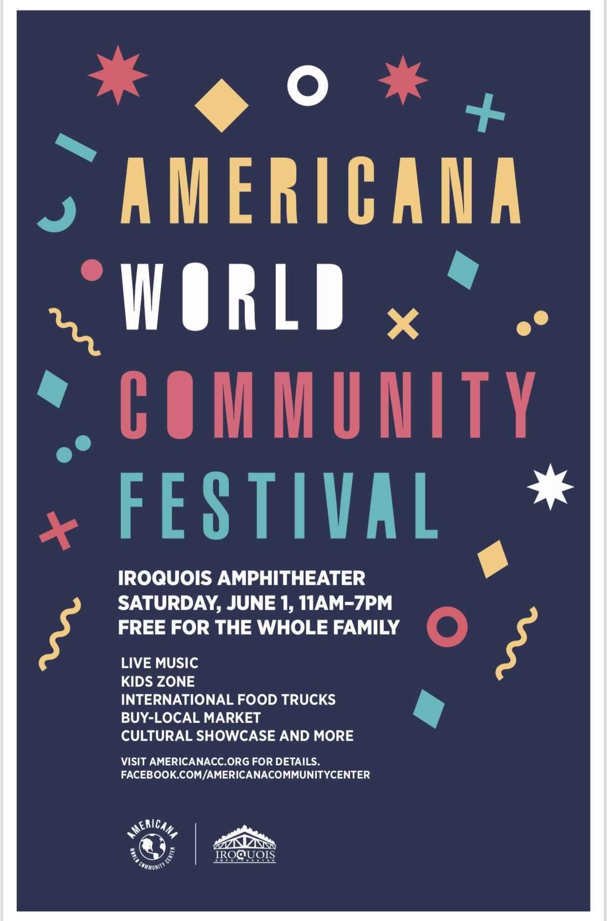 2019 Americana World Festival Payment image