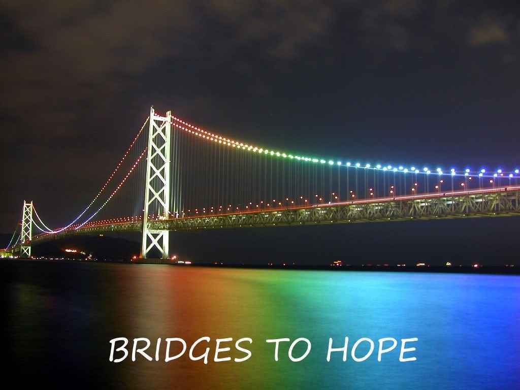 Help Build the Bridges that lead to Hope! image