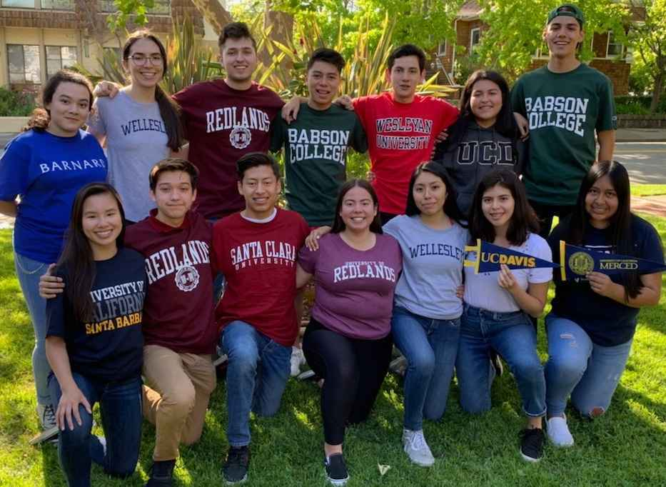 The 2019 Scholars are heading to college! image