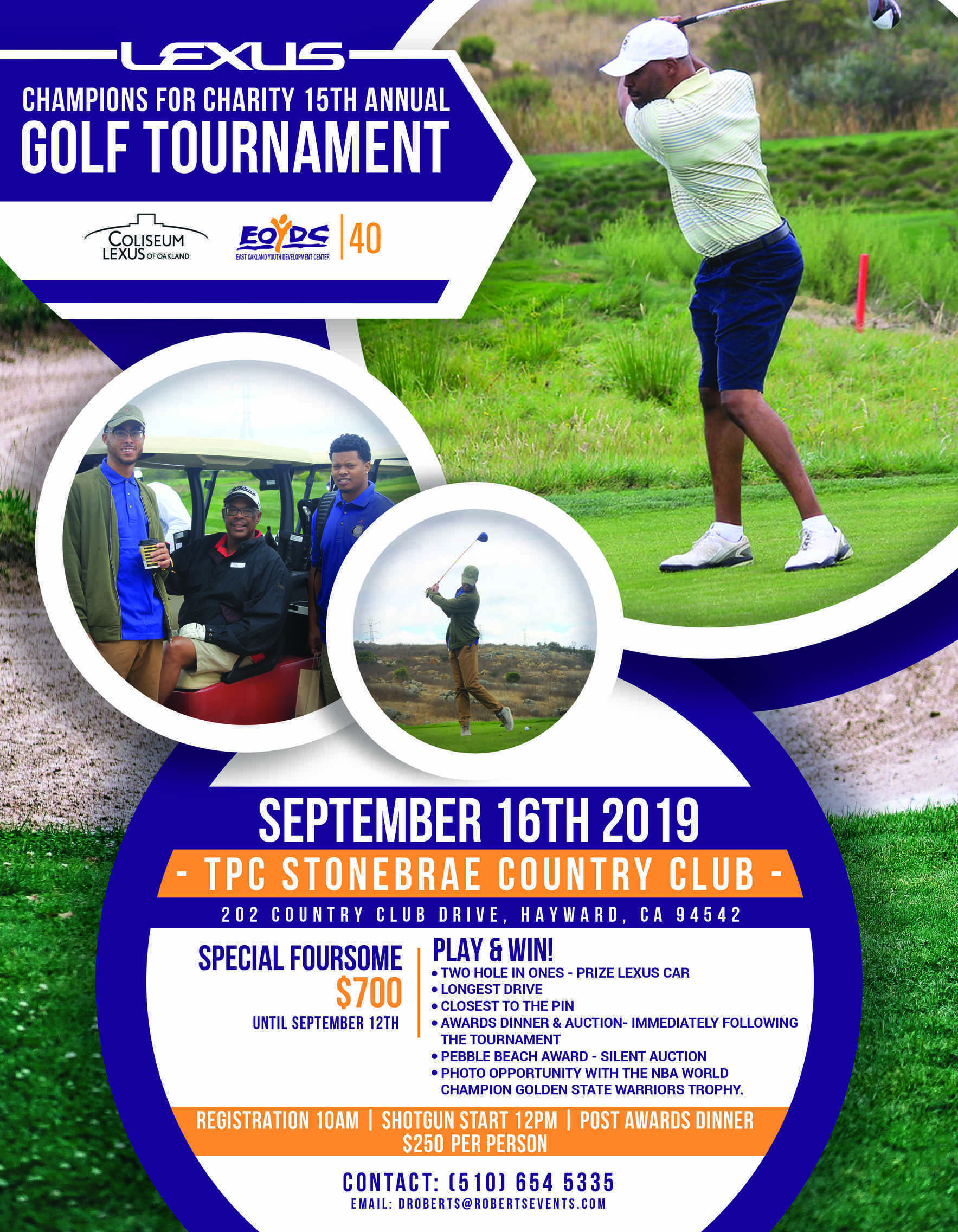 Golf for a great cause! image