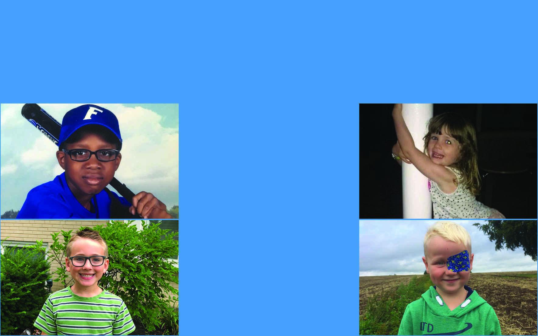 Help Shine a Spotlight on Coats' Disease image