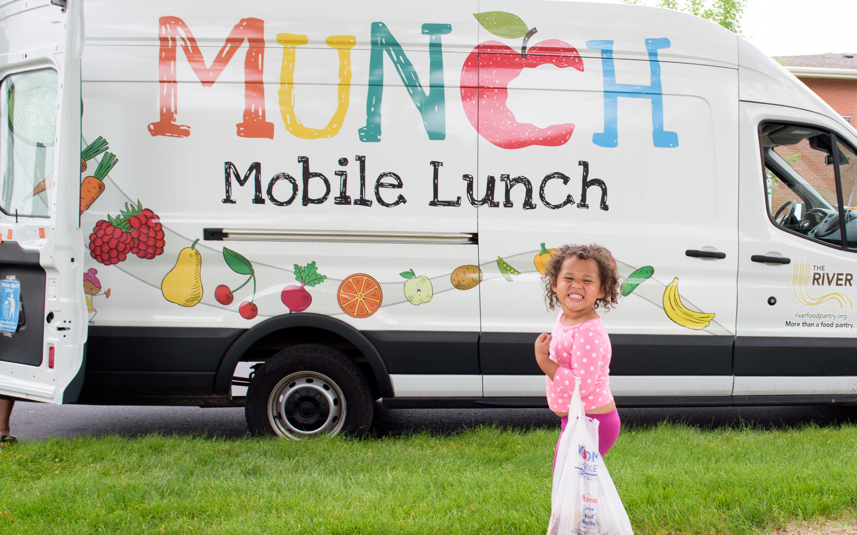 Help feed children this summer—and beyond! image