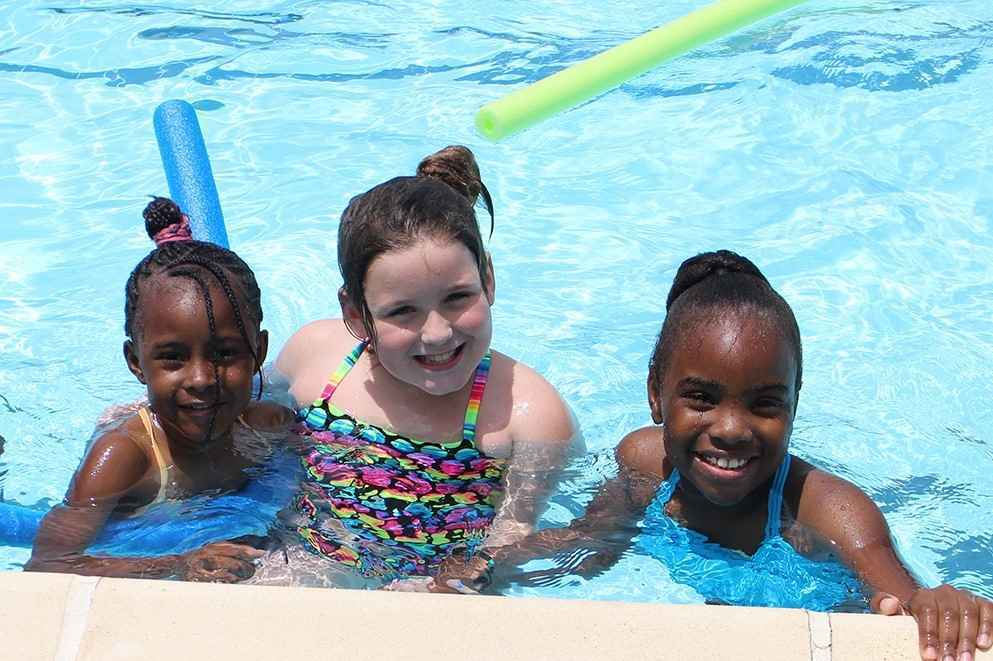 Provide a fun summer for at-risk children with your gift towards Summer Camp! image