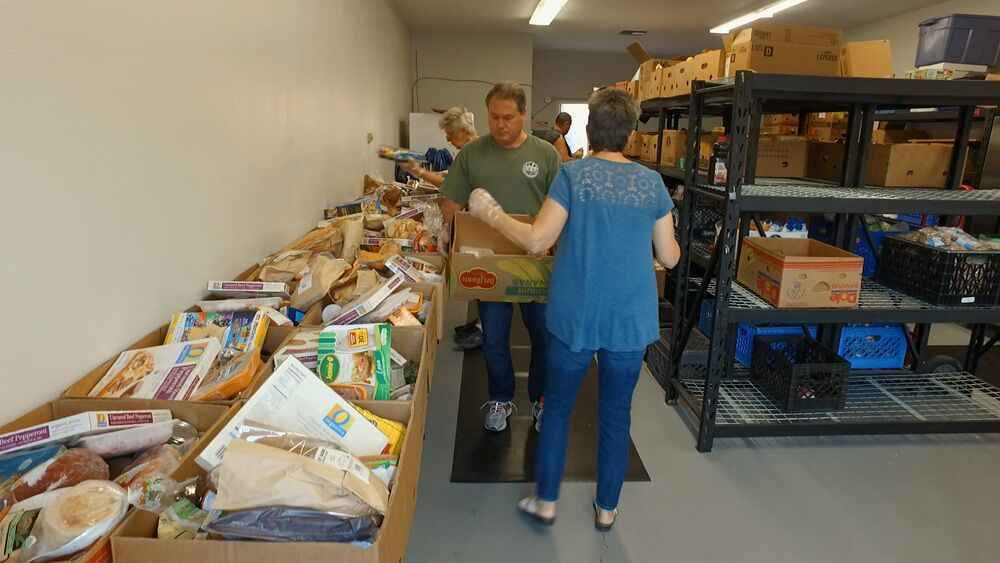 Help Us Feed, Clothe, and Equip Our Neighbors in Need image
